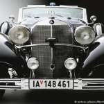 專為希特勒打造!近70年歷史、納粹御用閱兵車「超級大賓士」將拍賣
