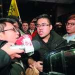 王炳忠涉嫌收國台辦20萬美金資助 蘇巧慧:台灣真的要加強自我警惕