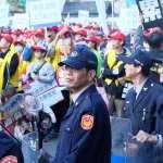 律師觀點:請警察帶頭守法!23日上千警力強抓台北車站群眾的違法問題