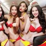 東南亞保守民眾罵翻,越捷航空堅持比基尼美女年曆行銷