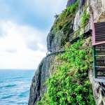 踏在清透玻璃上,腳下就是整片山和大海!全台5個最強「天空廊道」,沒去過就太可惜啦