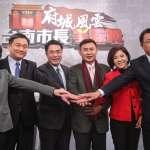 Keypo大數據》民進黨台南初選黨內互打,好感度最高的竟是她