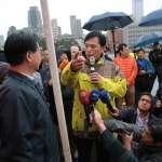 吳釗燮籲時力離開「遊行禁制區」 黃國昌怒嗆:當初馬政府也是這麼傲慢的嘴臉