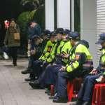 員警過勞衝新高!台北市警局:去年2502件17萬人集遊、出動10萬人次警力