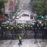 集會遊行禁制區越劃越大,台權會:令人懷疑台灣重回戒嚴