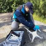觀點投書:無人空拍機可支援搜索和救援行動