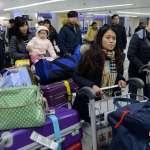 弘安觀點:M503航線停止春節加班申請 能逼上談判桌?