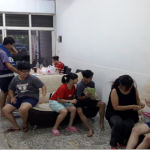 九二一災民驚嚇創傷症狀 屏東社區家園成最佳後援