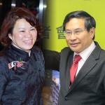 嘉義市變天!曾任國民黨首位女性黨主席,黃敏惠小贏涂醒哲2000多票宣布當選