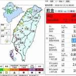 中南部連4天紅害,南部燃煤發電量還高達40%!王敏玲:請賴院長打個電話給台電好嗎?