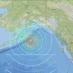阿拉斯加灣規模7.9強震 引發美國西岸海嘯警報