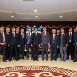 日本航太製造企業拜會中市府 林佳龍盼強化航太產業合作
