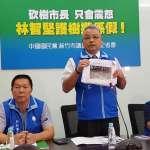電視台民調攪亂竹市藍營市長初選 參選人質疑有心人士幕後操控