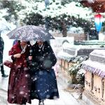 入冬最強寒流抵達南韓:首爾成零下17度冰雪世界,體感溫度僅零下22.7度!
