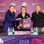 世界女網WTA台灣公開賽 張凱貞、李亞軒拿到外卡