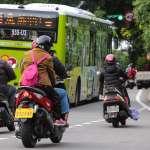 仰德大道交通事故減少60% 柯文哲:很多家長會感謝我們