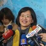 民進黨大老推鄭麗君選台北市長 蘇巧慧:她做哪個位置都適合
