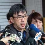 侯友宜被質疑過去「專抓異議人士」 段宜康:被迫面對不堪回首歷史
