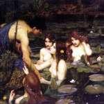 這幅19世紀名畫「物化女性身體」?英國曼徹斯特美術館撤下《海拉斯與水仙》引發抹殺藝術爭議