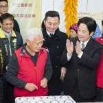 竹市長照2.0融合科技特色 賴揆參訪盛讚:了不起