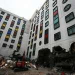 統帥有結構補強仍倒塌 專家:台灣騎樓設計不利抗震