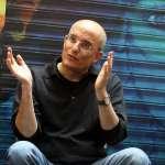 【台北國際書展專訪】懶人也能煮出好吃料理 以色列美食作家霍華夫透露美味法寶