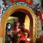 取消農曆新年凌晨搶頭香 南天宮改由法師帶信眾一起祝禱