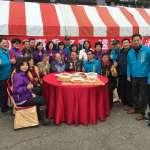 五星級溫馨年菜送到府 西屯區公所關懷轄內弱勢及社福團體