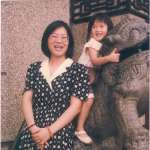 「管媽」即將升格成「管嬤」!小女兒月底將在泰國待產