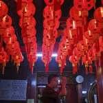河內、胡志明市煙火秀 越南民眾熱鬧慶春節