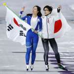 平昌冬奧》500公尺競速滑冰 黃郁婷第22名