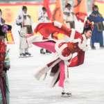 別以為「花式滑冰」是歐日韓專屬!早在清朝就是國民運動,人人都會的招式比冬奧選手更狂