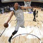 NBA》南斯與灌籃冠軍擦肩 接下來全力備戰季後賽