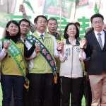和賴清德一起掛保證 陳菊獻聲:黃偉哲是最適合擔任大台南市長的人選