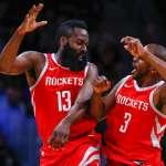 NBA》哈登41分接管戰局 金塊惜敗聯盟龍頭火箭