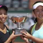 網球》謝淑薇與彭帥拆夥 彭:20年友情停在這