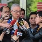 國民黨年底選戰 洪耀福建議:吳敦義佈局應更強勢