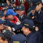 去年陳抗事件創23年新高 北市警局:將加強員警照顧