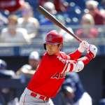 MLB》大谷翔平打擊處女秀 1安打1打點兩保送上壘率百分百