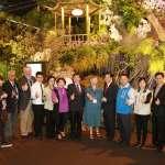 台灣國際蘭展3/3台南登場 打造王羲之《蘭亭序》場景