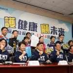 反空污、反核食公投連署 盧秀燕、張麗善等藍營候選人領銜