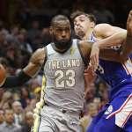 NBA》薩里奇關鍵三分 76人踢館擊敗騎士