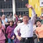 台北市長選戰》邱文祥循「柯P模式」參選?柯文哲:時空背景不一樣