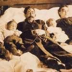 慎入》花光積蓄也要跟死人合影!19世紀一系列「藝術照片集」,帶你窺見那年代最濃戀屍情