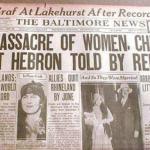 劉任昌觀點:1929年希伯倫大屠殺與2018年潑漆蔣中正石棺