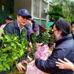期許再現台灣原生綠 新竹林管處贈苗大排長龍