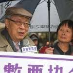推反對票公投 陳冲:讓政黨負責任提名候選人