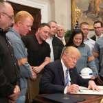 川普是對付中國嗎?鋼鋁關稅潛藏隱憂 一次看懂如何掀起世界貿易戰