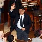 姚文智發重誓 若選台北市長第三名就「永久退出政壇」
