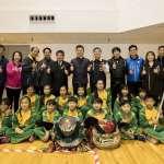 全國龍獅團隊切磋技藝 中華盃龍獅爭霸竹市起舞